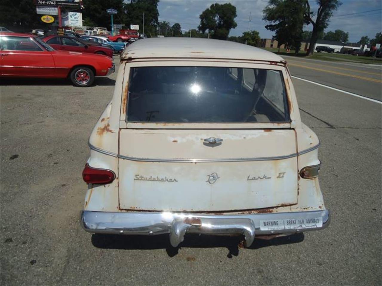 1960 Studebaker Lark (CC-1248646) for sale in Jackson, Michigan