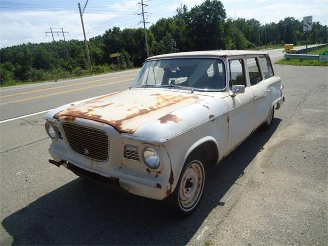 1960 Studebaker Lark (CC-1248646) for sale in Jackson, Michigan