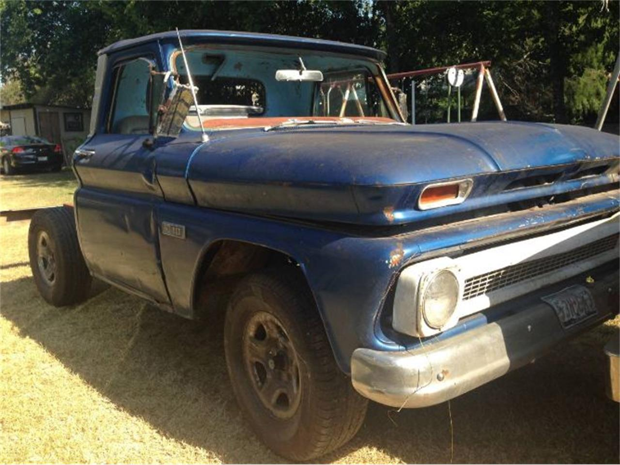 1966 Chevrolet C10 (CC-1248672) for sale in Cadillac, Michigan