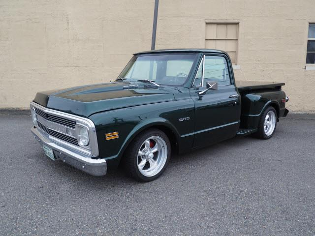 1969 Chevrolet C/K 10 (CC-1248698) for sale in Tacoma, Washington