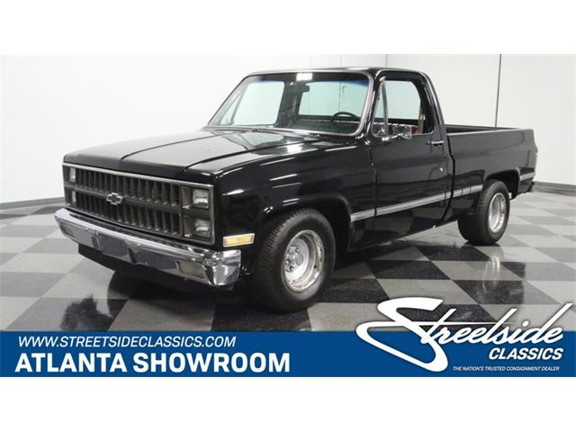1982 Chevrolet C10 (CC-1240872) for sale in Lithia Springs, Georgia