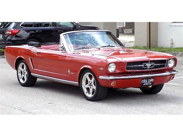 1964 Ford Mustang (CC-1248738) for sale in pompano beach, Florida