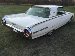1962 Ford Thunderbird (CC-1248755) for sale in Fort Qu'Appelle, Saskatchewan