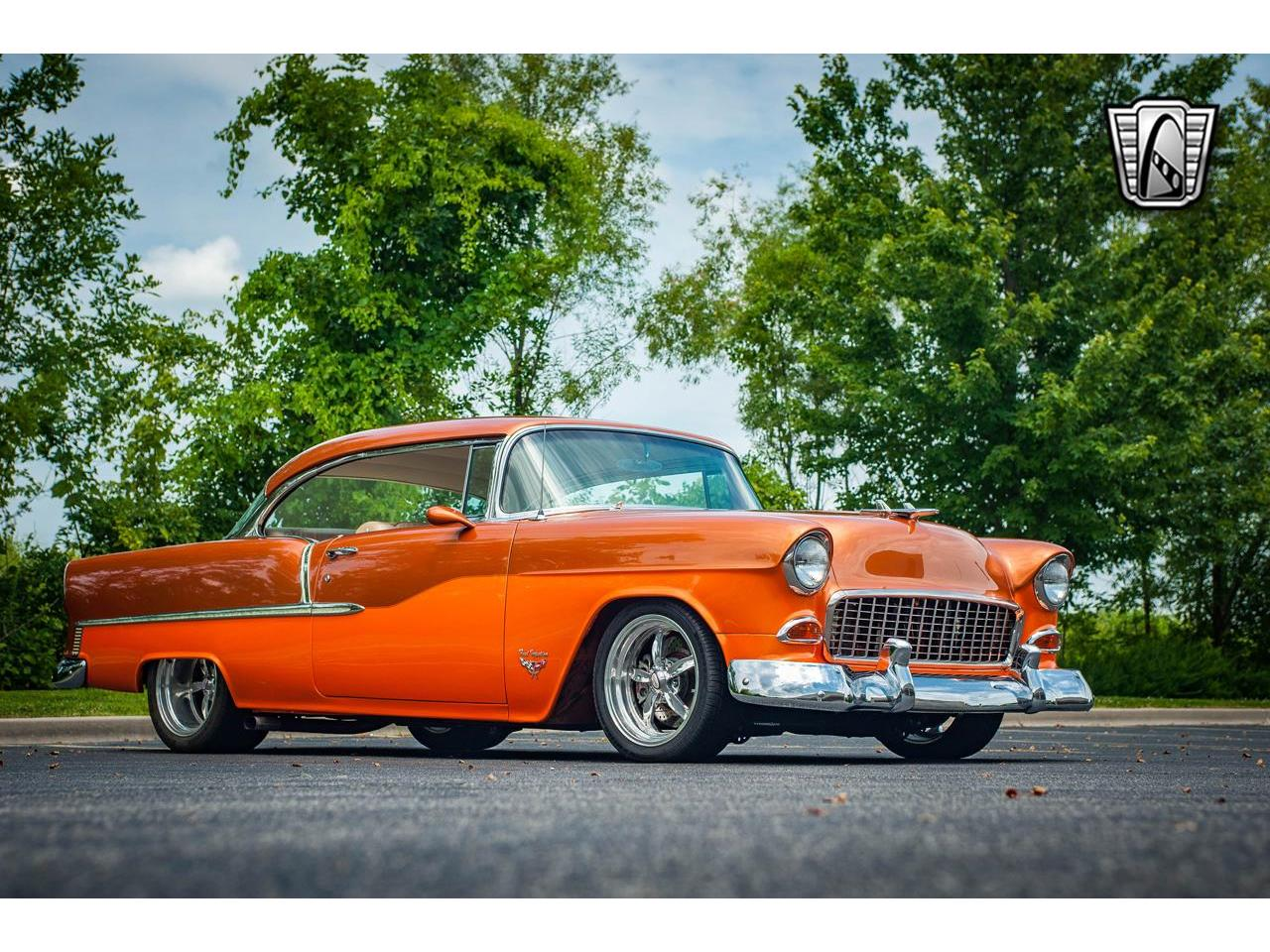 1955 Chevrolet Bel Air (CC-1248801) for sale in O'Fallon, Illinois