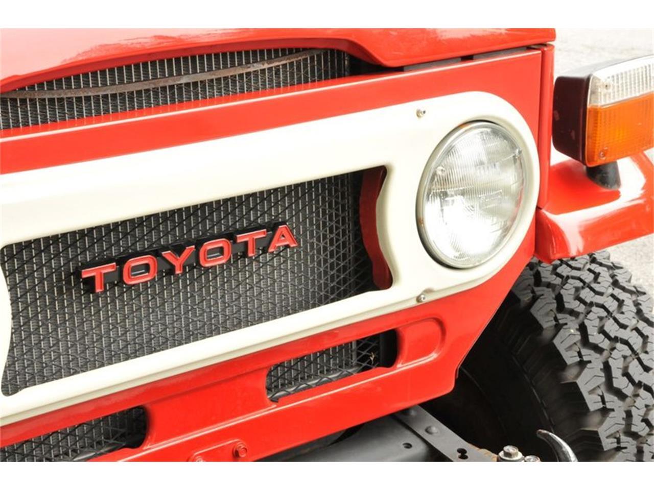 1978 Toyota Land Cruiser FJ (CC-1248820) for sale in Saratoga Springs, New York