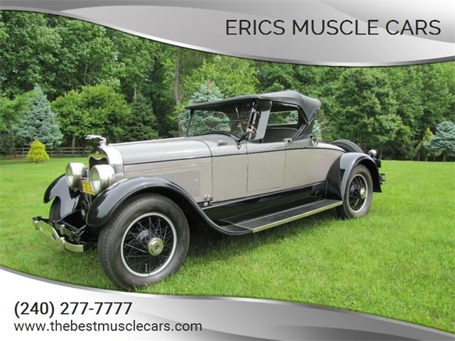 1925 Lincoln Model L (CC-1248865) for sale in Clarksburg, Maryland