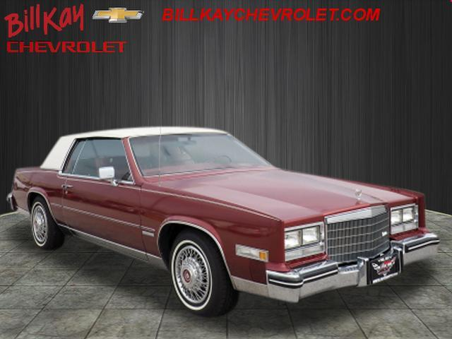 1983 Cadillac Eldorado (CC-1248873) for sale in Downers Grove, Illinois