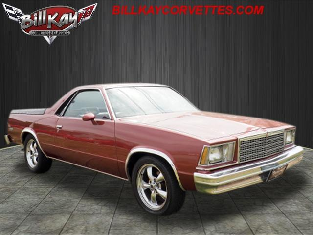 1979 Chevrolet El Camino (CC-1248875) for sale in Downers Grove, Illinois