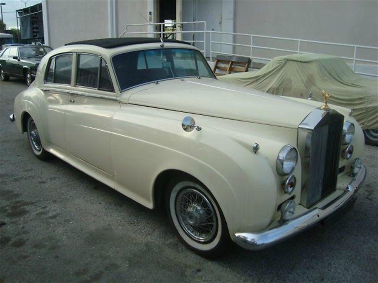 1961 Rolls-Royce Silver Cloud II (CC-1248893) for sale in Fort Lauderdale, Florida