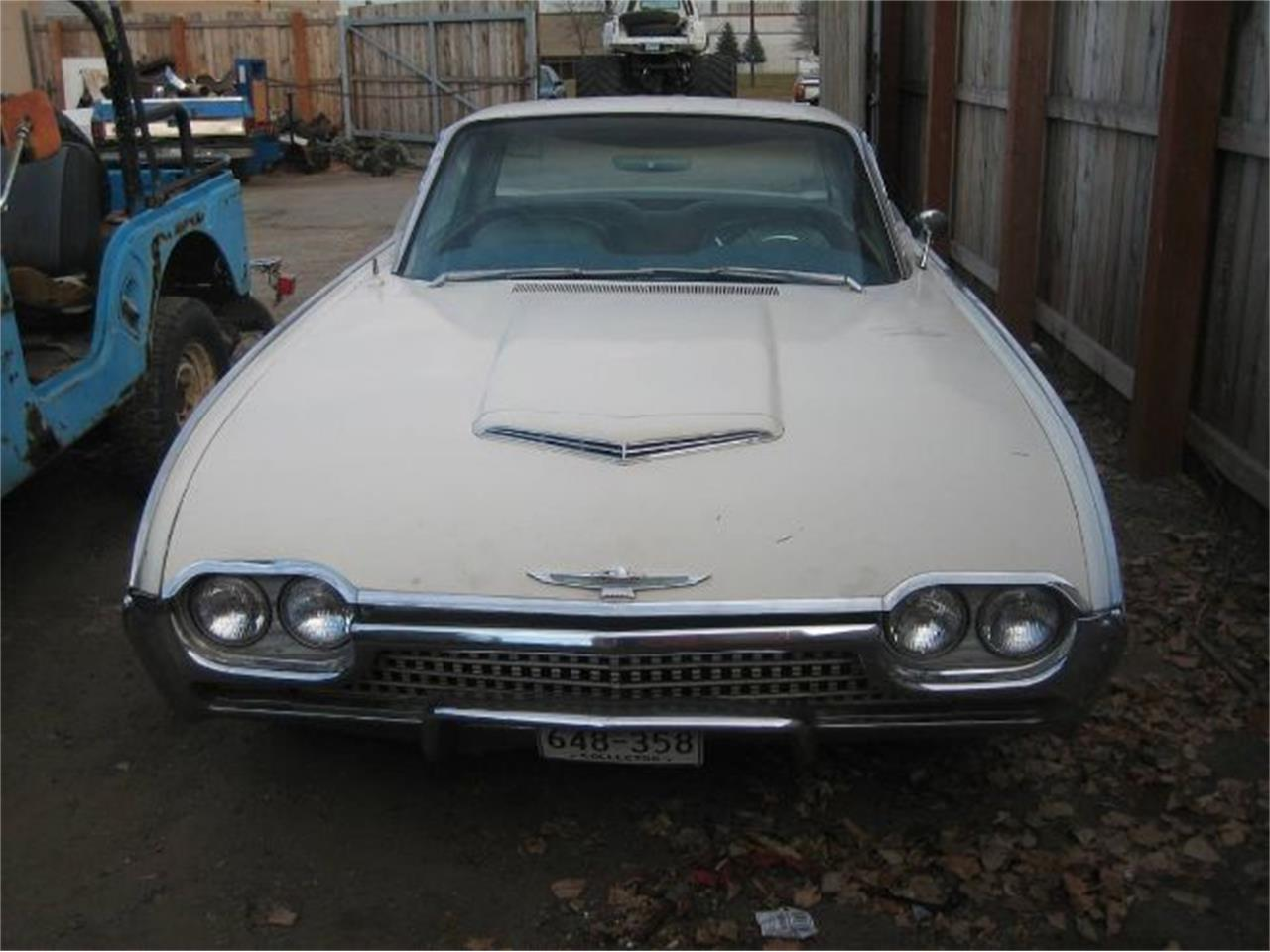 1962 Ford Thunderbird (CC-1248908) for sale in Cadillac, Michigan