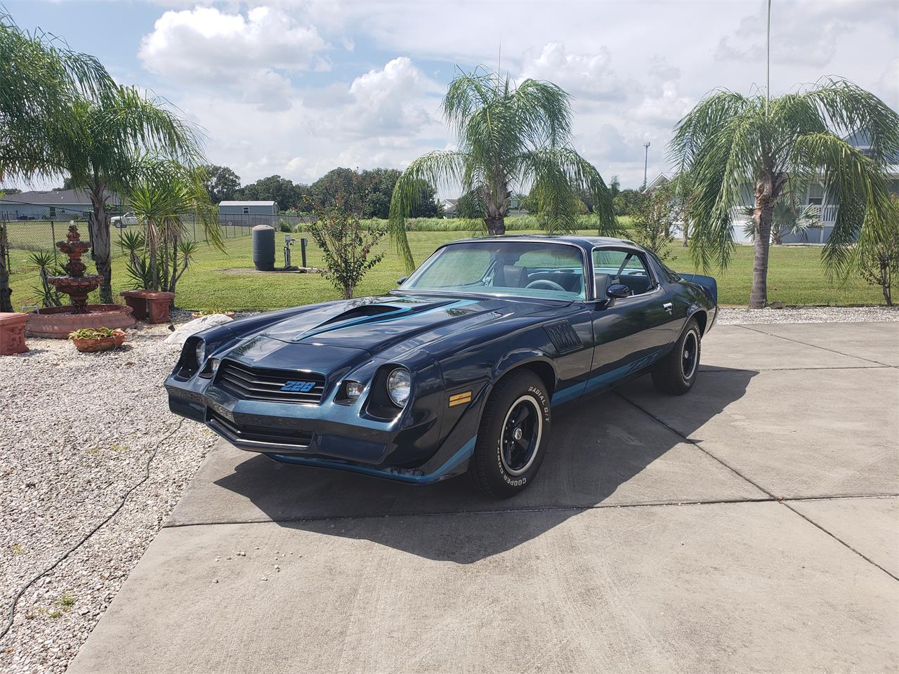 1979 Chevrolet Camaro Z28 (CC-1248949) for sale in Plant City, Florida