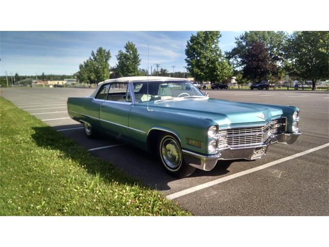 1966 Cadillac Coupe DeVille (CC-1248953) for sale in Shippensburg, Pennsylvania
