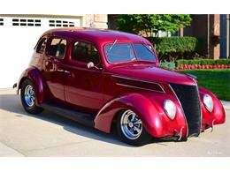 1937 Ford Deluxe (CC-1248960) for sale in CLINTON TWP, Michigan