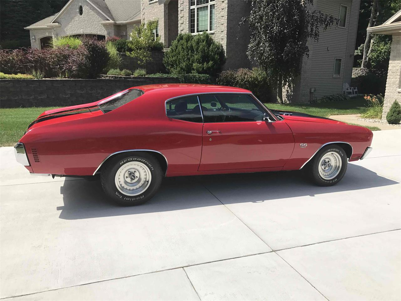 1970 Chevrolet Chevelle SS (CC-1248962) for sale in Jenison, Michigan
