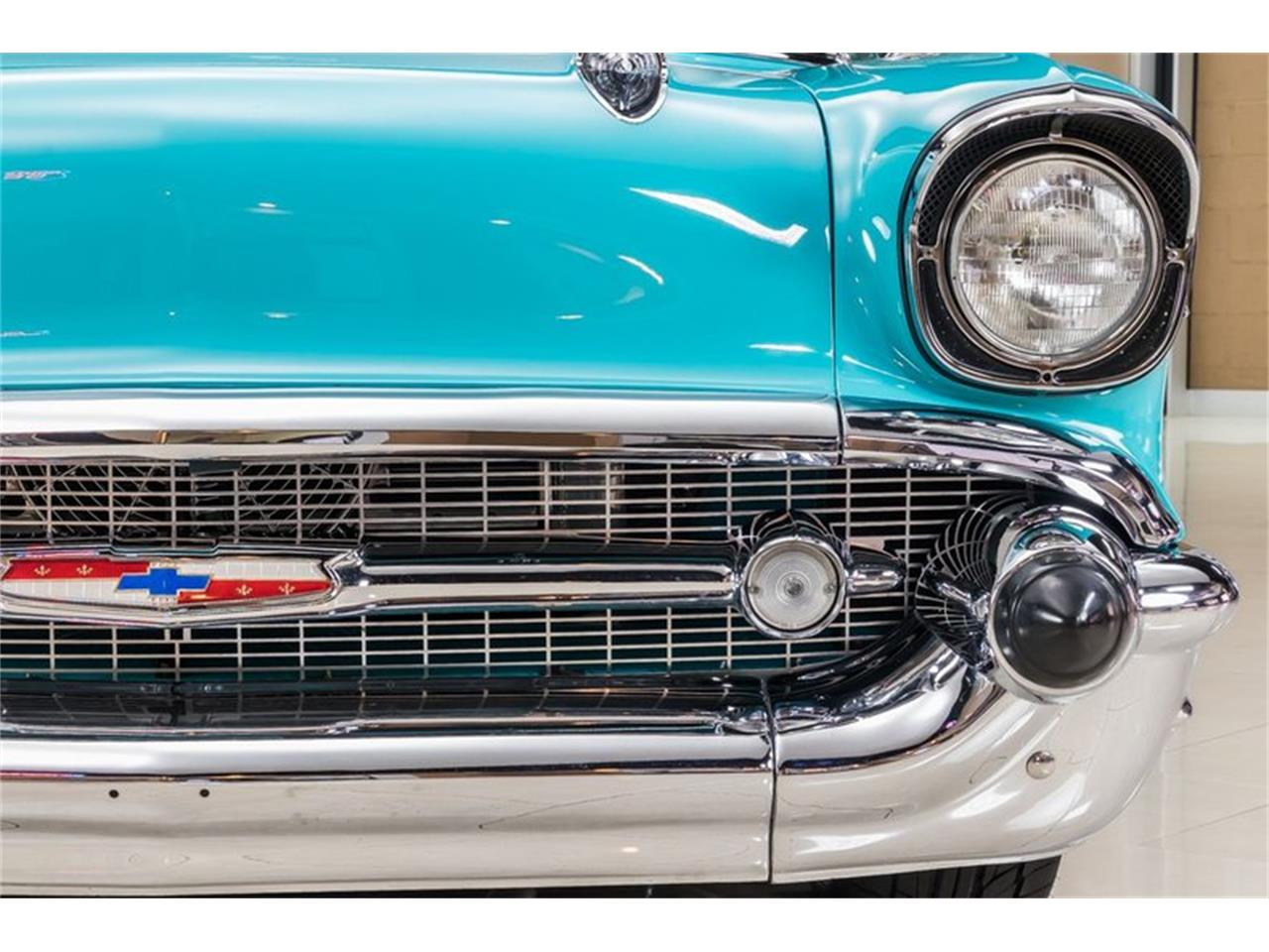 1957 Chevrolet Bel Air (CC-1248978) for sale in Plymouth, Michigan