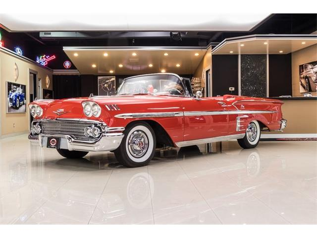 1958 Chevrolet Impala (CC-1248979) for sale in Plymouth, Michigan