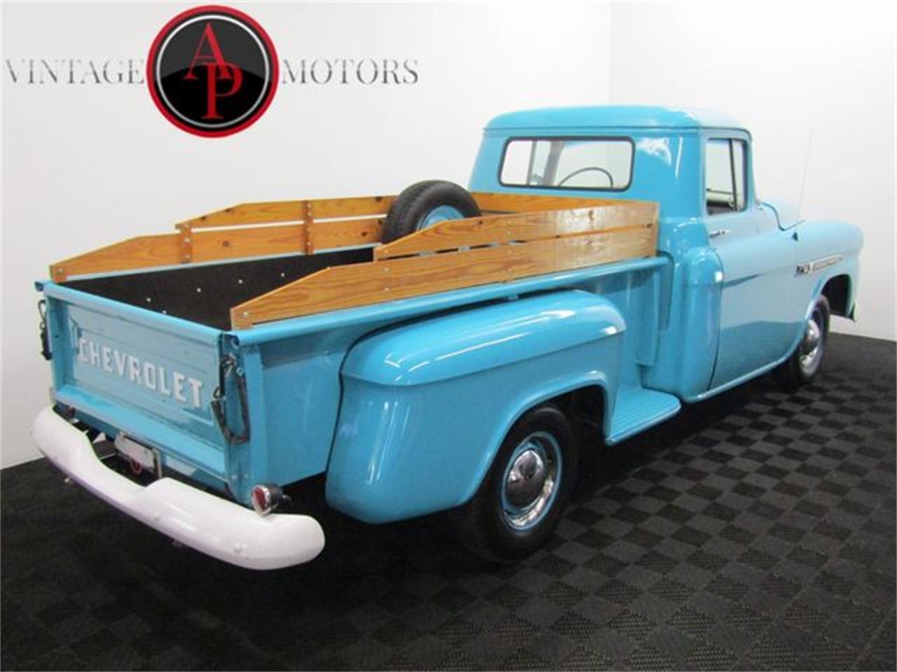 1959 Chevrolet 3100 (CC-1248985) for sale in Statesville, North Carolina