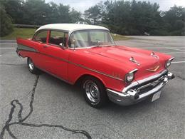 1957 Chevrolet Bel Air (CC-1249003) for sale in Westford, Massachusetts