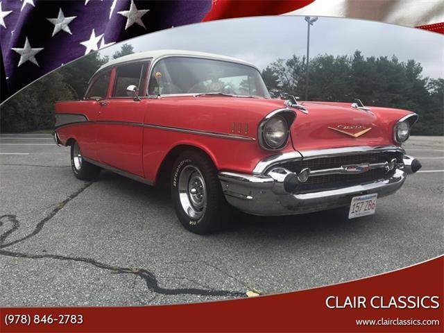 1957 Chevrolet Bel Air (CC-1249003) for sale in Westford, Massachusetts