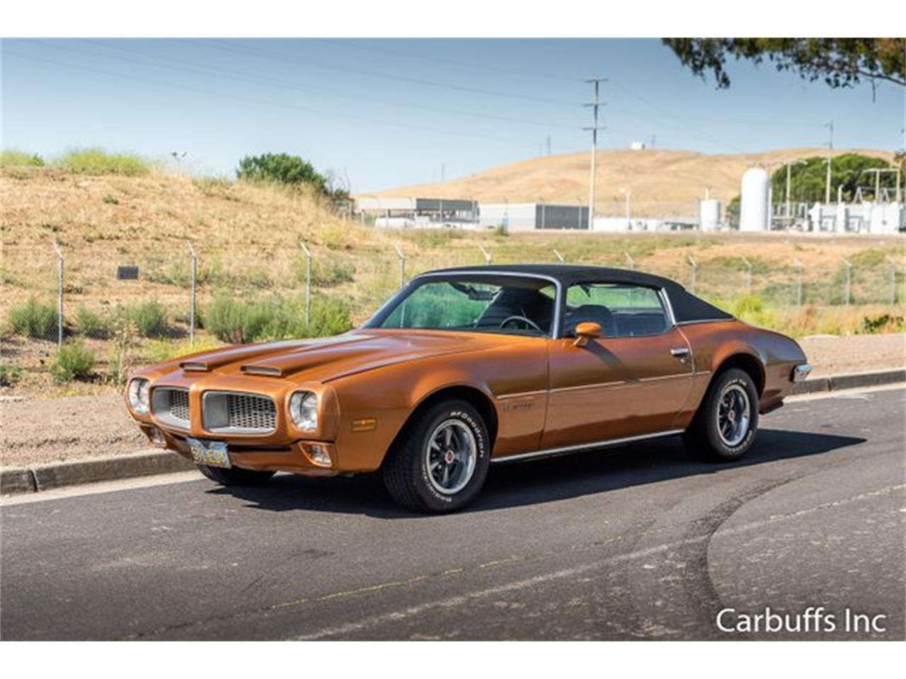 1972 Pontiac Firebird (CC-1249014) for sale in Concord, California