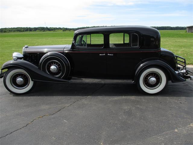 1933 Buick 90 (CC-1249037) for sale in Bedford Hts., Ohio