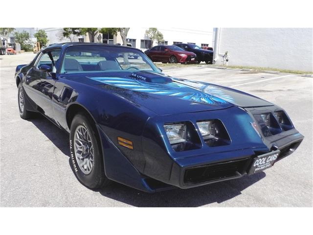 1979 Pontiac Firebird Trans Am (CC-1249054) for sale in pompano beach, Florida