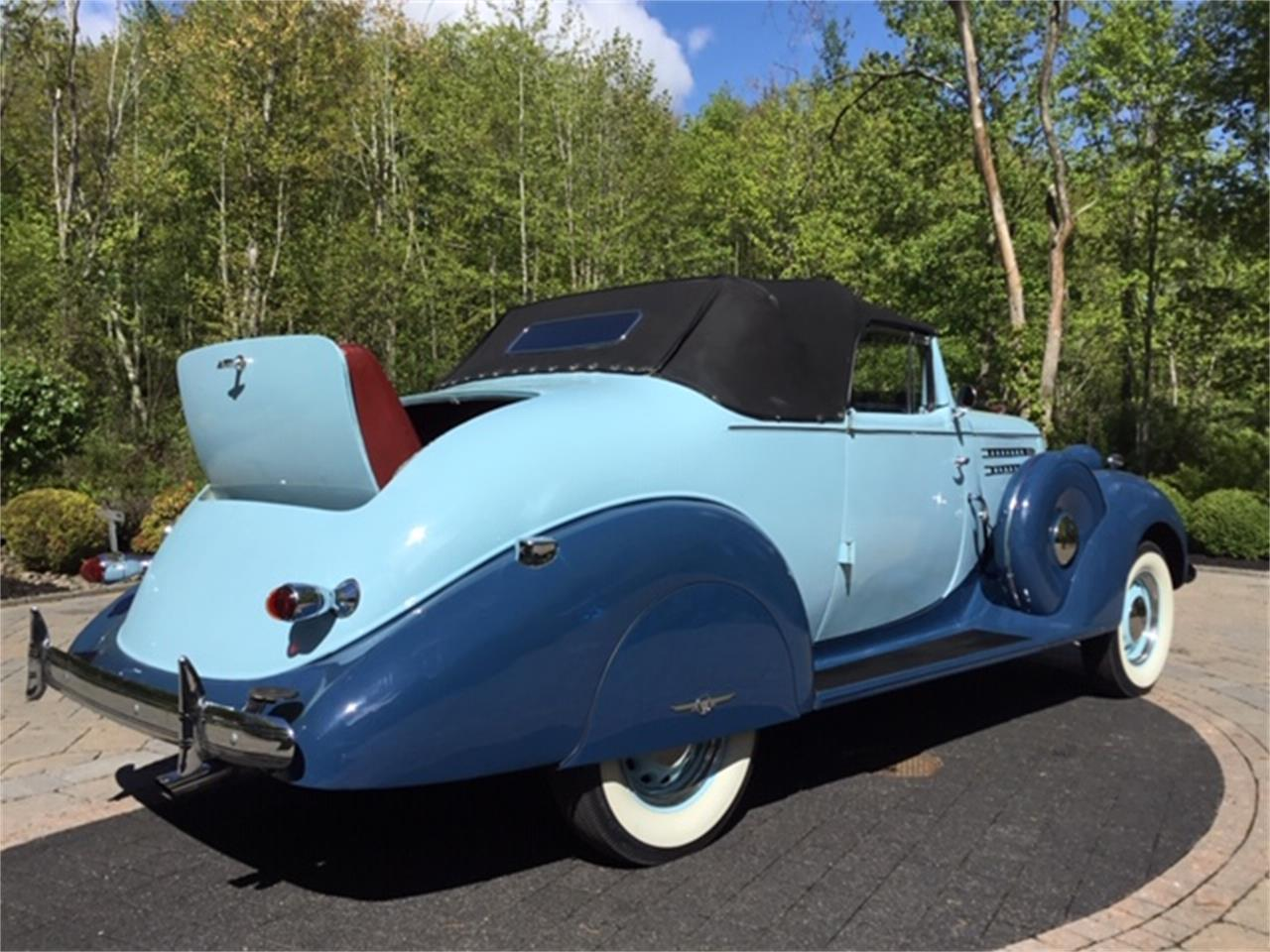1936 Hudson Eight (CC-1249058) for sale in Montgomery, New York