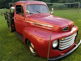 1950 Ford F1 (CC-1249065) for sale in Ellington, Connecticut