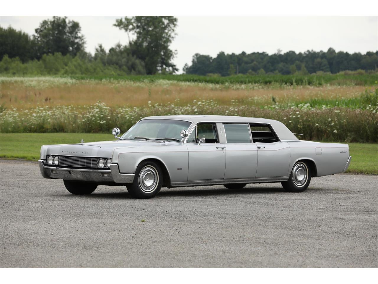 1967 Lincoln Continental (CC-1249086) for sale in Auburn, Indiana