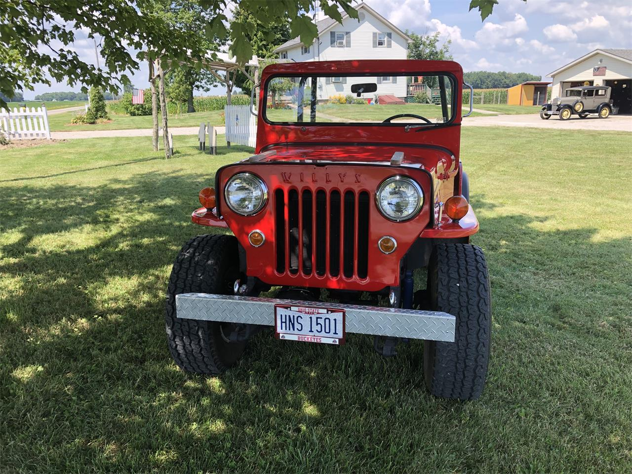1954 Willys Jeep (CC-1249114) for sale in Bloomville , Ohio