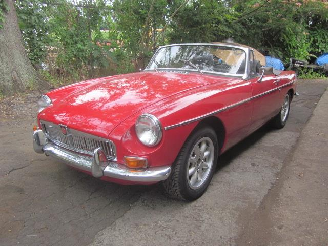 1968 MG MGB (CC-1249115) for sale in Stratford, Connecticut
