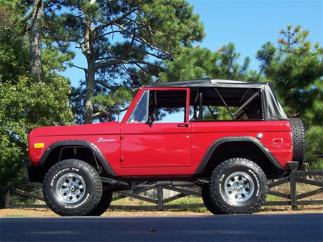 1976 Ford Bronco (CC-1249118) for sale in Alpharetta, Georgia