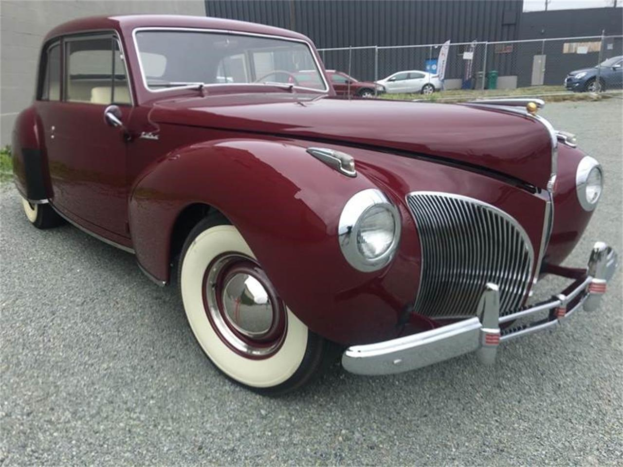 1941 Lincoln 2-Dr Coupe (CC-1249123) for sale in TACOMA, Washington