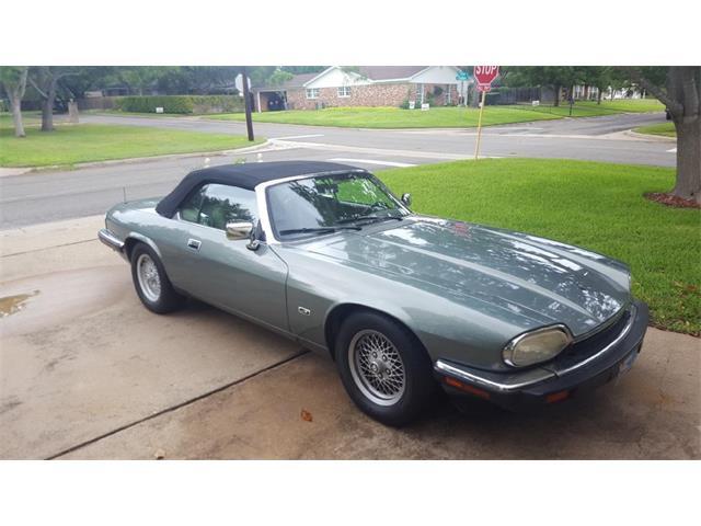 1993 Jaguar XJS (CC-1249129) for sale in Waco, Texas