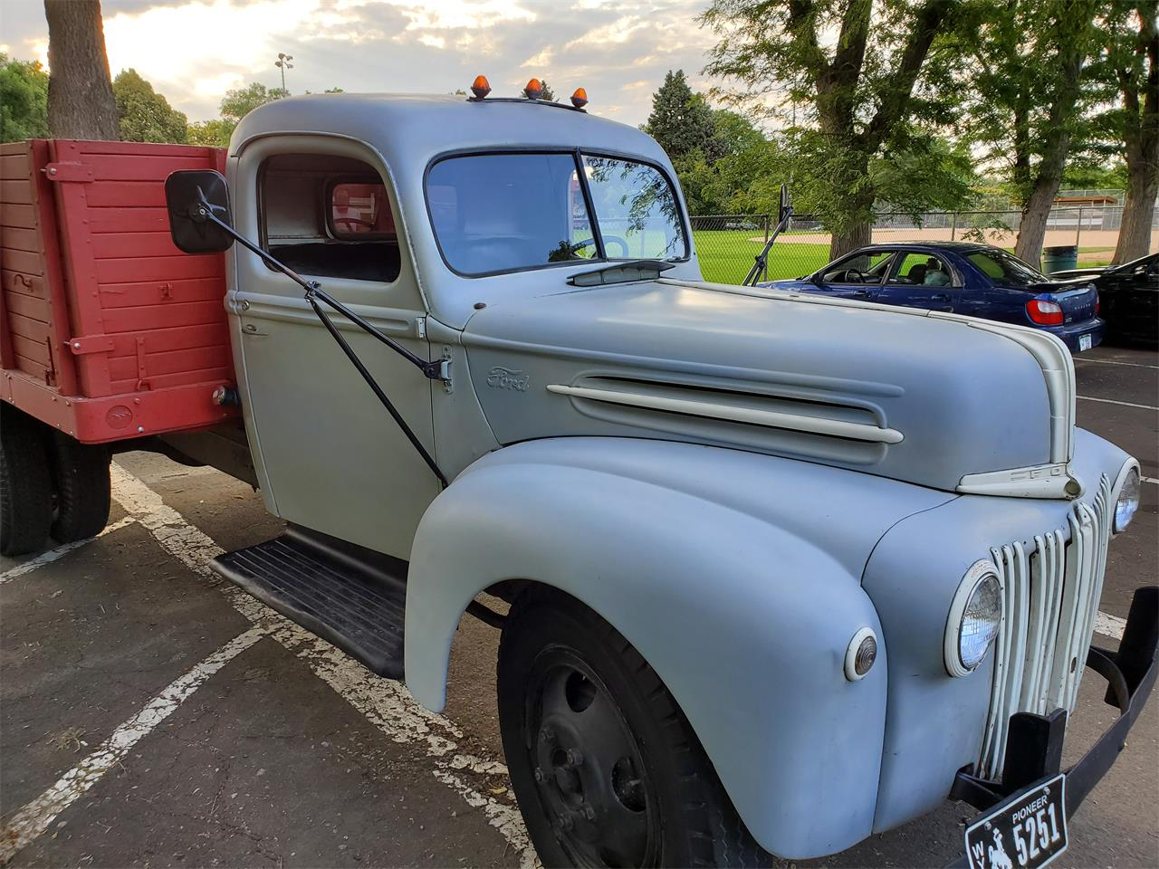 1947 Ford 1-1/2 Ton Pickup (CC-1249150) for sale in Arvada, Colorado