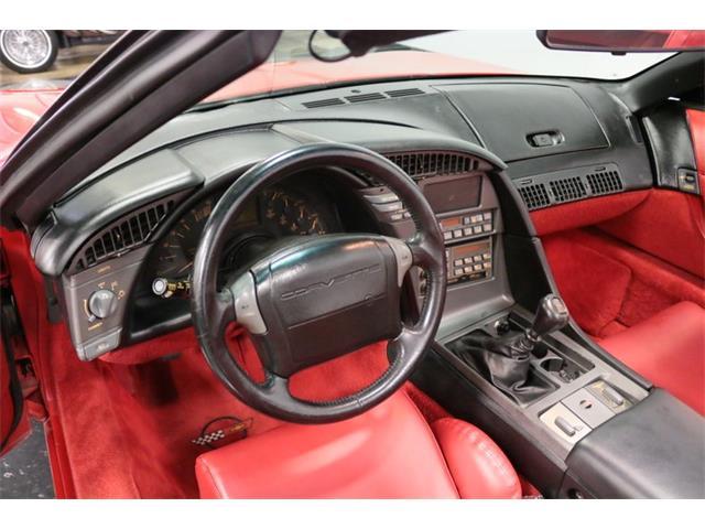 1990 Chevrolet Corvette (CC-1249157) for sale in Ft Worth, Texas