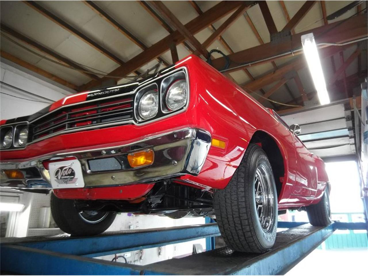 1969 Plymouth Road Runner (CC-1249166) for sale in Volo, Illinois