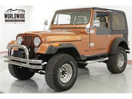 1981 Jeep CJ7 (CC-1249169) for sale in Denver , Colorado