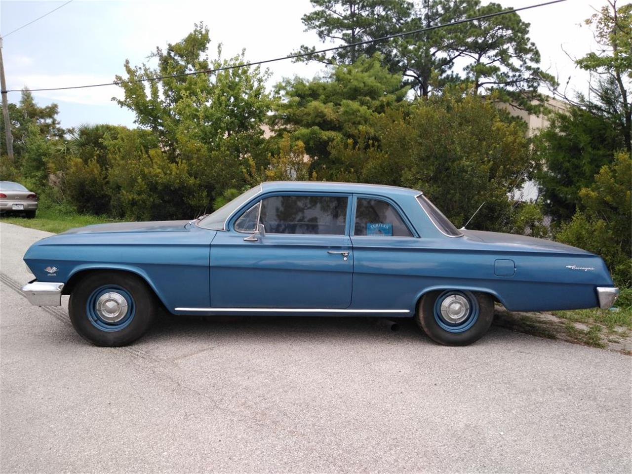 1962 Chevrolet Biscayne (CC-1249182) for sale in West Pittston, Pennsylvania