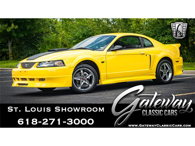 2001 Ford Mustang (CC-1249205) for sale in O'Fallon, Illinois