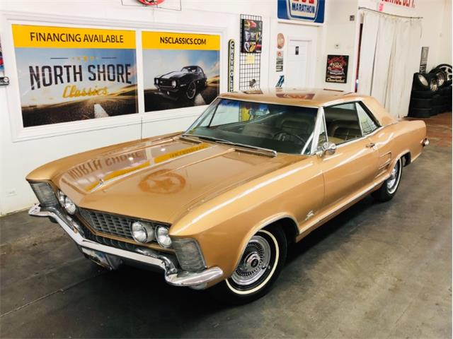 1964 Buick Riviera (CC-1240921) for sale in Mundelein, Illinois