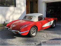 1959 Chevrolet Corvette (CC-1249213) for sale in Sarasota, Florida