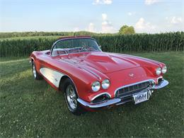 1961 Chevrolet Corvette (CC-1249220) for sale in Kendallville, Indiana