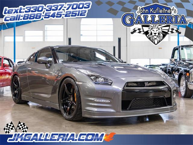 2009 Nissan GT-R (CC-1249221) for sale in Salem, Ohio