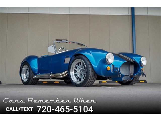 1965 Backdraft Racing Cobra (CC-1249231) for sale in Englewood, Colorado