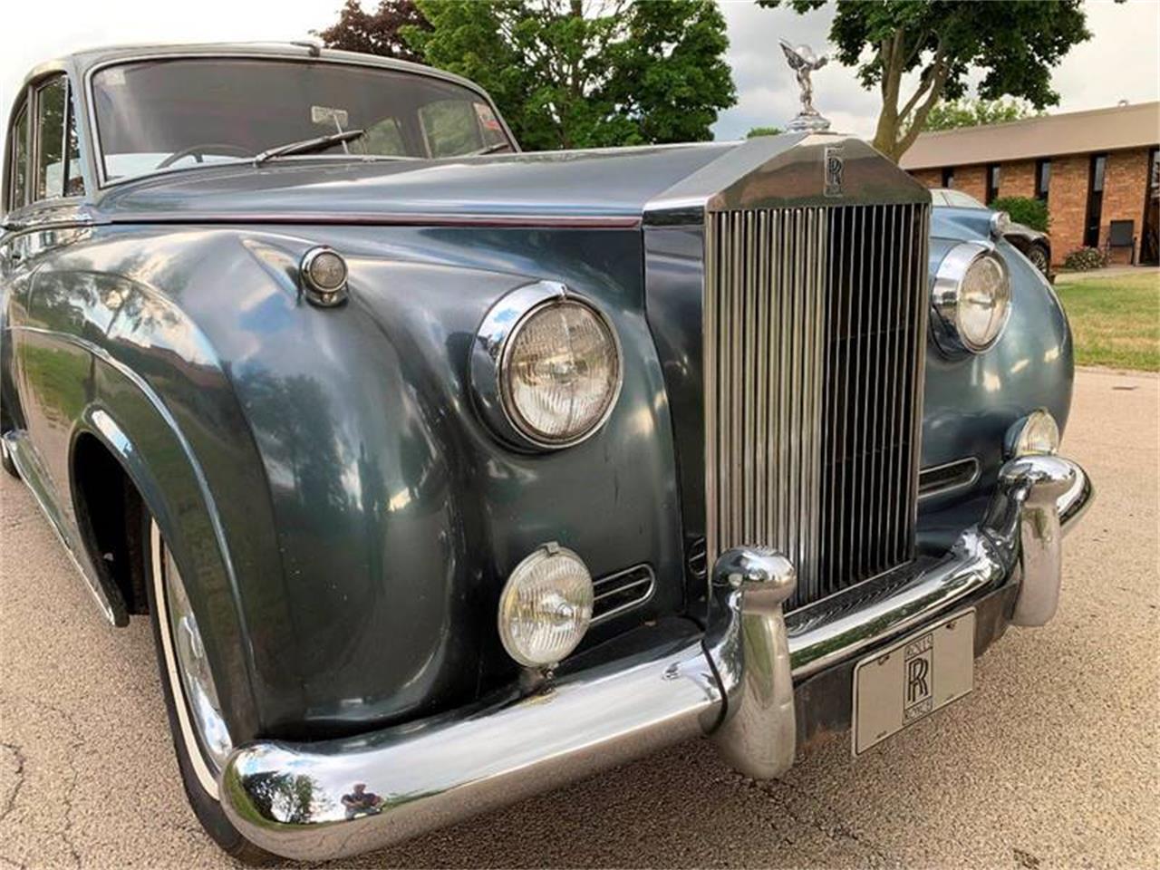 1961 Rolls-Royce Phantom (CC-1249233) for sale in Carey, Illinois