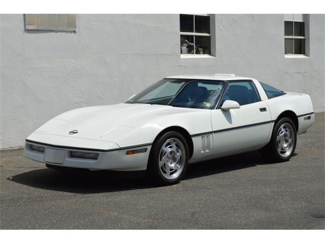 1990 Chevrolet Corvette (CC-1249250) for sale in Springfield, Massachusetts
