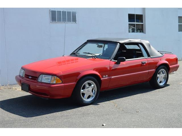 1993 Ford Mustang (CC-1249251) for sale in Springfield, Massachusetts