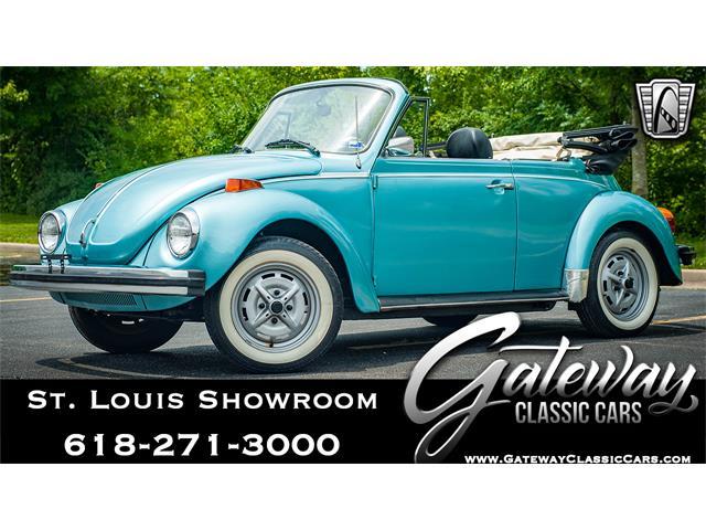 1979 Volkswagen Beetle (CC-1240928) for sale in O'Fallon, Illinois