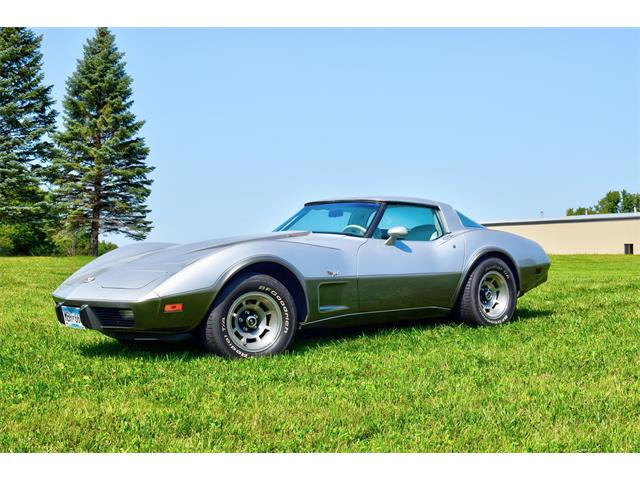 1978 Chevrolet Corvette (CC-1249320) for sale in Watertown, Minnesota